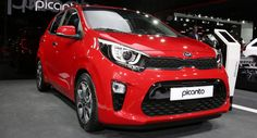 All-New 2017 Kia Picanto Is Bolder Roomier And More Upscale