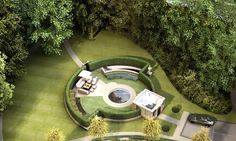Incredible eco-friendly mansion is hidden entirely underground | Inhabitat - Sustainable Design Innovation, Eco Architecture, Green Building