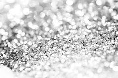 Image via We Heart It #silverglitter