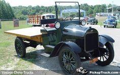 1920 chevy