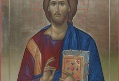 Спас и Богородица Religious Icons, Religious Art, Byzantine Icons, Holy Spirit, Jesus Christ, Spirituality, Pictures, Painting, Image