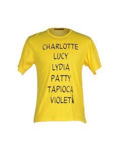 PETER JENSEN Men's T-shirt Yellow S INT