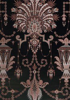 Перемена участи - Серия V&A Pattern - узоры из коллекции музея Виктории и Альберта
