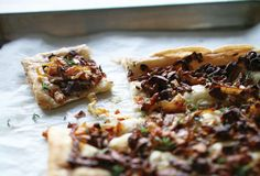 Onion Thyme Tart from Leite's Culinaria