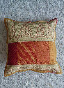 Úžitkový textil - Deko - Oranž III - 6282811_