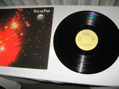 Manfred Mann s Earth Band - Solar Fire GER 1977 Lp near mint