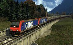 RE482 SBB Cargo/ChemOil Freiberg - TS2014