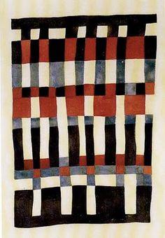 Modern period - Artist: Sophie Tauber Arp -1930's