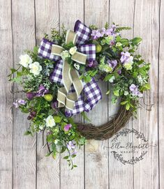 Spring Wreaths for Front Door, Everyday Wreath, Welcome Grapevine Wreath, Purple Wreath, – Spring Wreath İdeas. Make Your Own Wreath, How To Make Wreaths, Deco Mesh Wreaths, Fall Wreaths, Burlap Wreaths, Floral Wreaths, Wreath Making Supplies, Purple Wreath, Vides