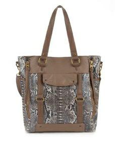438706db6a1003 Indigo Collection Faux Snakeskin Shopper Bag Shopper Bag