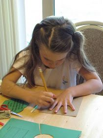 Girl scout promise craft