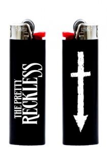 Arrow Cross Lighter Accessory - The Pretty Reckless Accessories - Online Store on District Lines