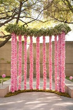 Looking for ideas for your wedding ceremony backdrop? Check out these creative ideas just brimming with inspiration. Wedding Ceremony Ideas, Desi Wedding Decor, Wedding Hall Decorations, Marriage Decoration, Wedding Mandap, Backdrop Decorations, Wedding Venues, Altar Wedding, Backdrops