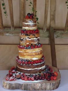 Naked Cake, mixed flavours
