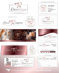 Coach Logo, Holistic logo, Beauty logo, Wellness Logo, Butterfly logo, Therapist logo, Healthcare solutions logo, New life logo, Logo 441