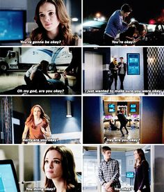 Awwww SnowBarry's friendship is one of my (many) favorite things about this show :)