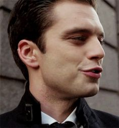"""""""sebastian stan - jack benjamin - kings - nbc"""" — I love his face and all the subtle expressions he can make with it."""