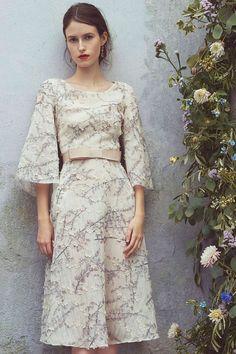 Luisa Beccaria Spring/Summer 2018 Resort | British Vogue