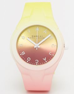 Marc by Marc Jacobs, MBM5540 X-Up Watch, $244.65, available at ASOS.