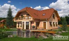 Projekt rodinného domu Klassik 154 - foto