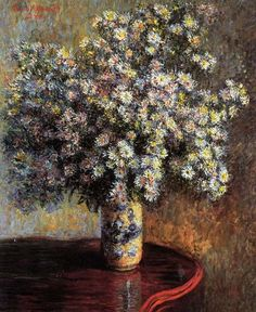 Monet_Asters 1880