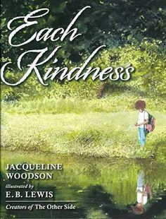 Great book to read to your class about being kind and how we don't always get a chance to make amends once we realize how wrong we were.  The kids were silent as I read it and they asked me to read it again the very next day!