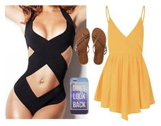 """""""Untitled #2075"""" by maguiswag ❤ liked on Polyvore featuring beauty, Glamorous and Aéropostale"""