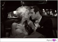 Limo Kiss, Just Married, Las Vegas Strip Pictures, Black and White Wedding photos, Bride Cage, Paris Las Vegas Wedding | Las Vegas Wedding Photographer | Mindy Bean Photography Blog http://www.mindybeanblog.com/ http://www.mindybeanphotography.com/