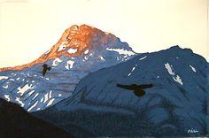 Ravens Fly by Peter Åström