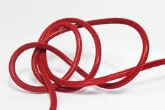 Extend, mars #red #textile #polyester #cable #extension_cable #cord #extension_cord, by NUD