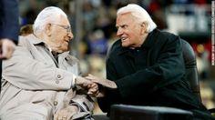 Gospel singer, Graham confidant George Beverly Shea dies at 104