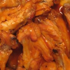 Traditional Buffalo Wings Recipe