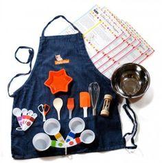 Playful Chef Adult Apron