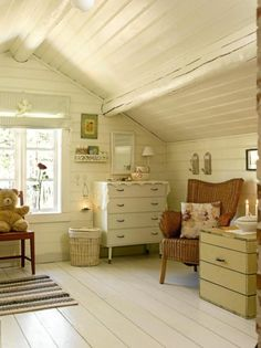 Shabby and Charme: In Norvegia una casa nella foresta