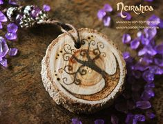 """Celtic """"Tree of Life"""" pendant  I want to try and do something like this!"""