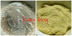 "Kalli's blog: ""Ψωμί στην γάστρα"" Blog, Bread, Cookies, Desserts, Crack Crackers, Tailgate Desserts, Deserts, Brot, Biscuits"