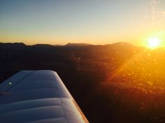 Sunset Airplane View, Sunset, Pictures, Bowties, Sunsets