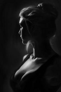 Portrait Studies on Behance