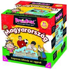 Brainbox-Magyarország fejlesztő kvízjáték | Pandatanoda.hu Játék webáruház