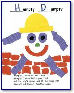 My Book of Nursery Rhymes - KinderLit - TeachersPayTeachers.com