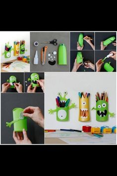 Kids Cute Pencil Holder !!