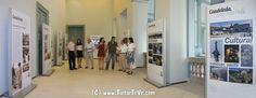 """Inauguración Exposición """"Candeleda, una visita Real""""."""