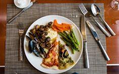 Как снизить аппетит в домашних условиях: советы, как меньше есть   Lifestyle - the way You live Vegetable Pizza, Chicken, Meat, Vegetables, Ethnic Recipes, Modern, Live, Food, Trendy Tree
