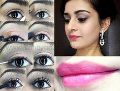 Tutorial: How To Christian Bridal Makeup Look (Romantic Pink)