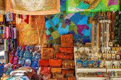 Market Jerusalem Israel