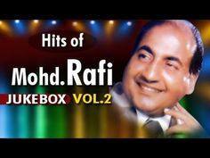Lets spend this evening by listening to some hit songs of #MohammedRafi by remembering him