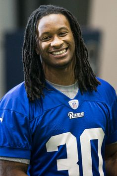 todd gurley--not cute for real...but he's funny!
