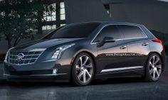 2016 Cadillac ELR 5-Door concept