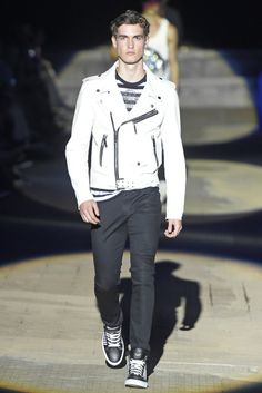 Philipp Plein Men's RTW Spring 2015 - Slideshow