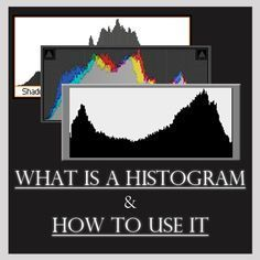 Photography Tutorial: What is a Histogram and how to use it? - Photography tips and tutorials